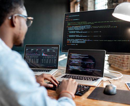 Metier developpeur informatique