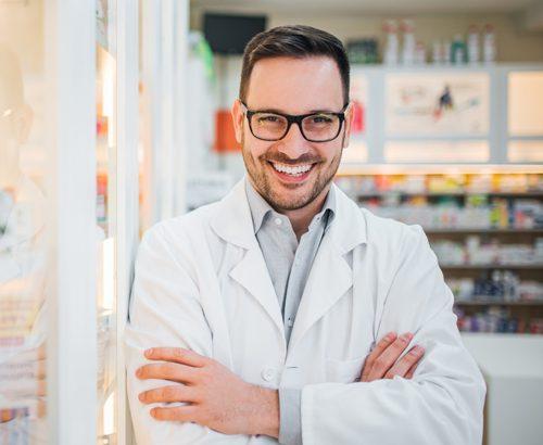 Presentation metier pharmacie preparateur